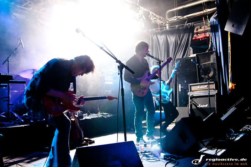 The Intershere (live in Hamburg, 2012)