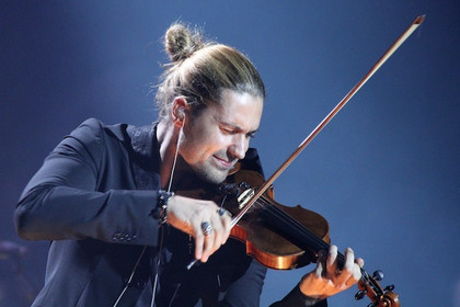 """rock anthems""-tour 2012 - Fotos: David Garrett live in der o2 World Hamburg"